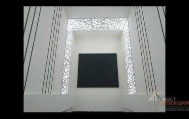Поставка и монтаж светодиодного экрана