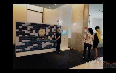 Компания «Гефест Проекция РТ» предоставила в аренду 3 интерактивные панели
