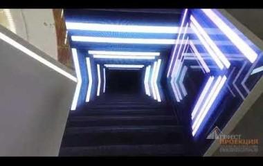 Светодиодная фотозона в аренду для торгового центра