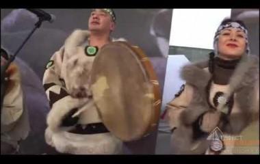 Гефест Ивент организовал анимацию от ансамбля «Кочевник»