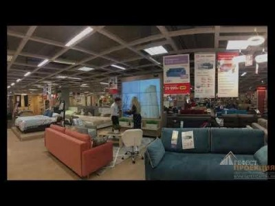Открыли VR DEMO SHOWROOM в HOFF