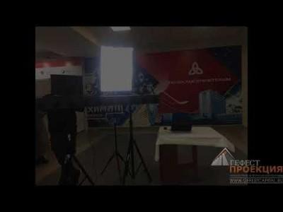 Компания Гефест Проекция РТ предоставила в аренду фотоактивности Буллит тайм