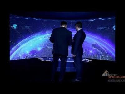 ГК Гефест Капитал разработала уникальную инсталляцию